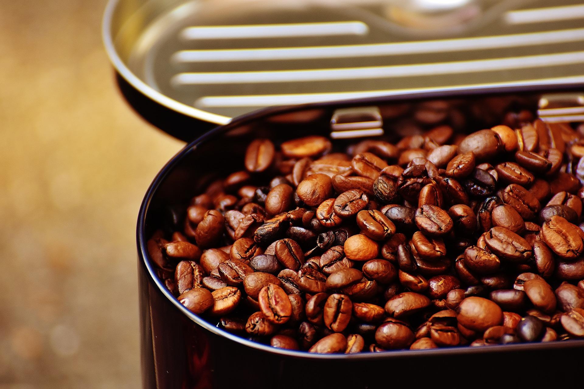 Predaj kávy a čaju